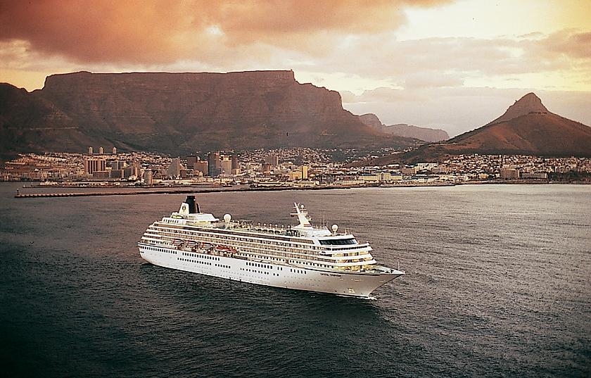 크루즈 선박 시설 및 서비스 등급 썸네일 이미지
